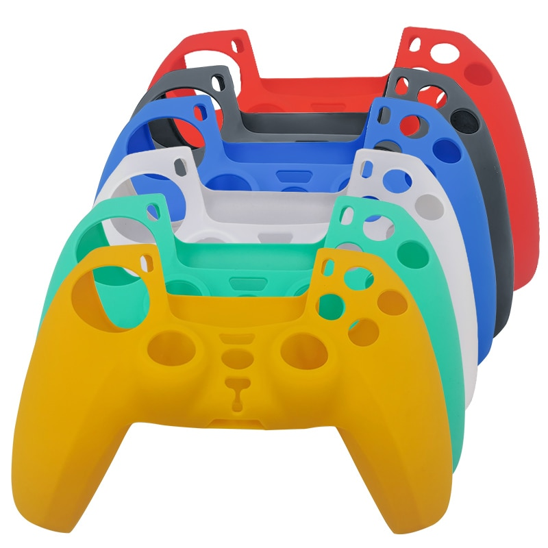 PS5 skin cover silicone covers for PS5 controller (4)