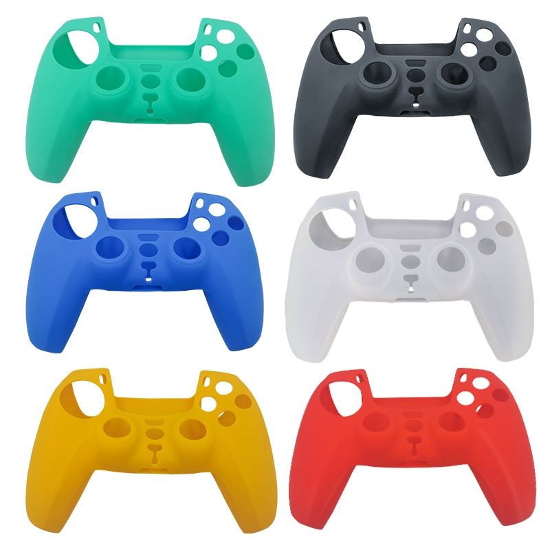 PS5 skin cover silicone covers for PS5 controller (3)